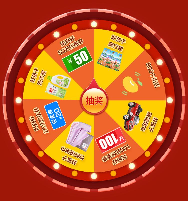 app活动大转盘|游戏/娱乐|网页|沈家洛 - 原创设