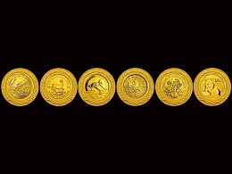 《世界贵金属投资币典藏》