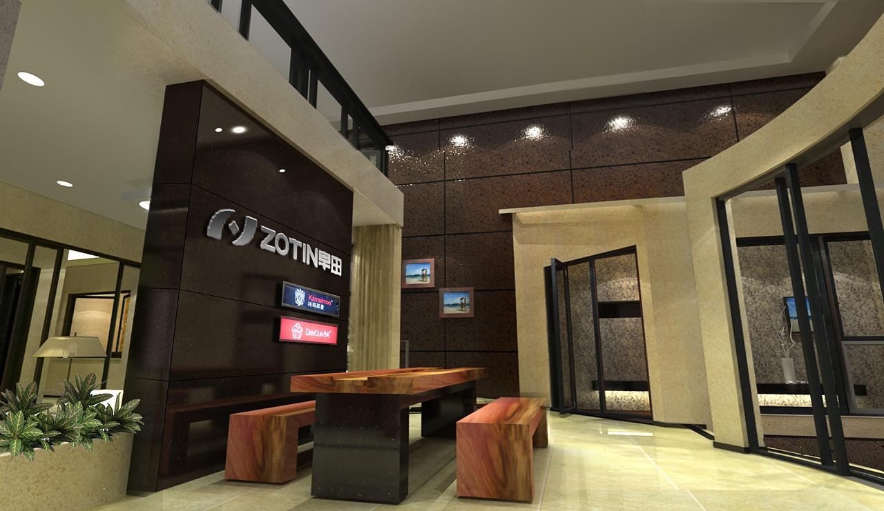 五金展厅空间装饰设计 广州装修公司