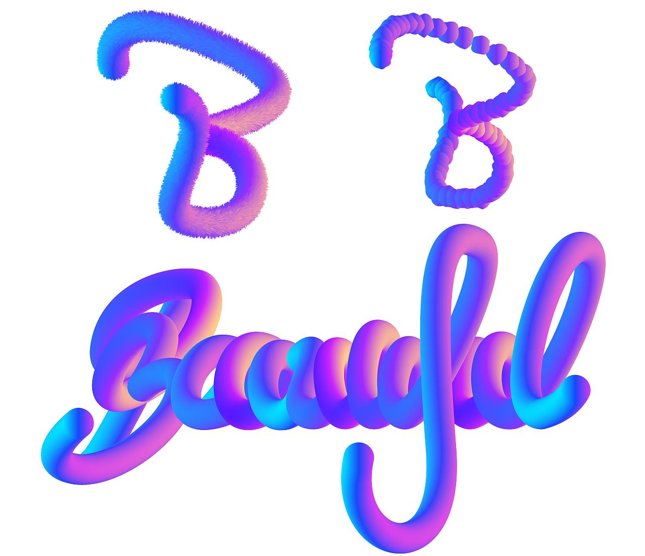 字体设计中的图标之美