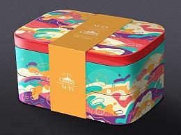公版月饼盒,制作相当简单