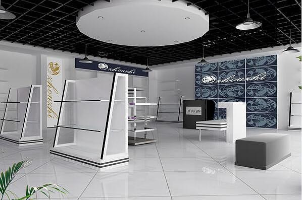 成都展厅装修设计,成都展厅设计 案例欣赏