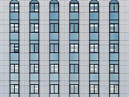 『建筑摄影』摩天大楼的格子