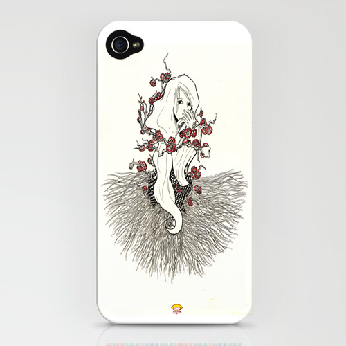 chenyi-2012手绘手机外壳设计寻找快乐了&nbs