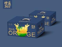 祥橙-脐橙爆品包装设计