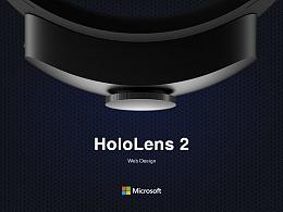 HoloLens2 Web design