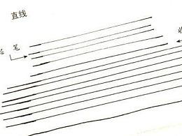 鹿白-插画:(基础练习)线条的千锤百炼