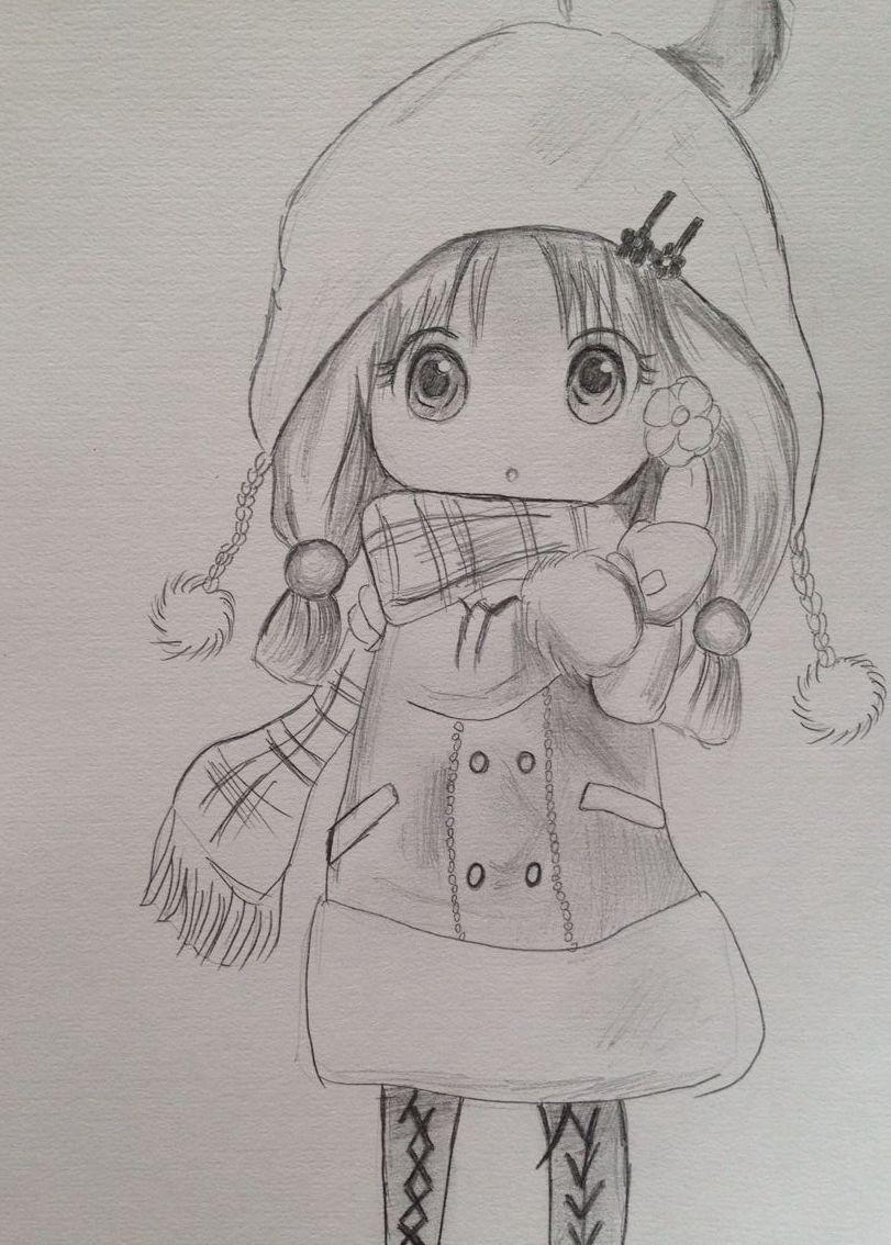 随意铅笔画(系列)