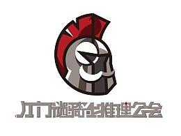 江门谜骑士推理公会logo