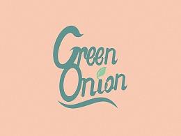 LOGO设计 / Green Onion 小蔥
