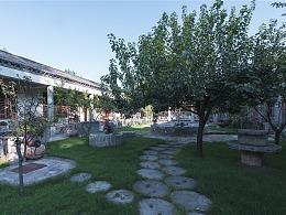 河南登封窑博物馆景观