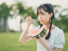深圳约拍 | 香蜜公园清新人像