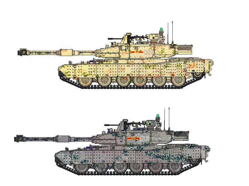 如何画坦克坦克怎么画 画坦克 图片