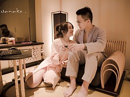 【邂逅浪漫•情侣婚纱】