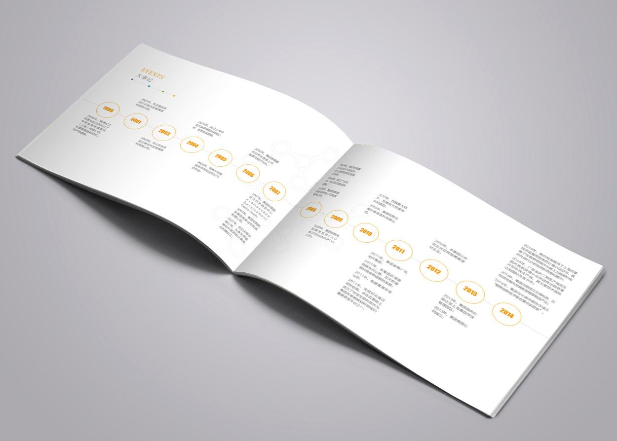 招聘小册子设计图片