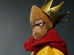 Monkey King W - The last Flocked