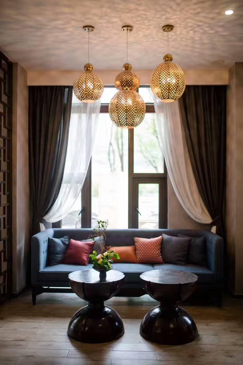 藏式民宿酒店—成都民宿设计|度假酒店设计|主题酒店设计|精品酒店图片