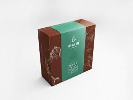 茶缘阁包装设计