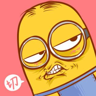 白眼嫌弃头像系列 朋友们的卡通形象点名图片 超嫌弃卡通表情 www