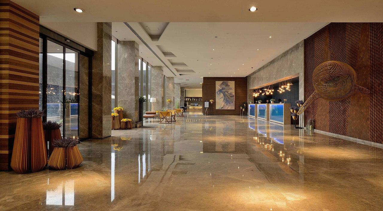 酒店企业结构图