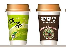 爱满杯奶茶系列