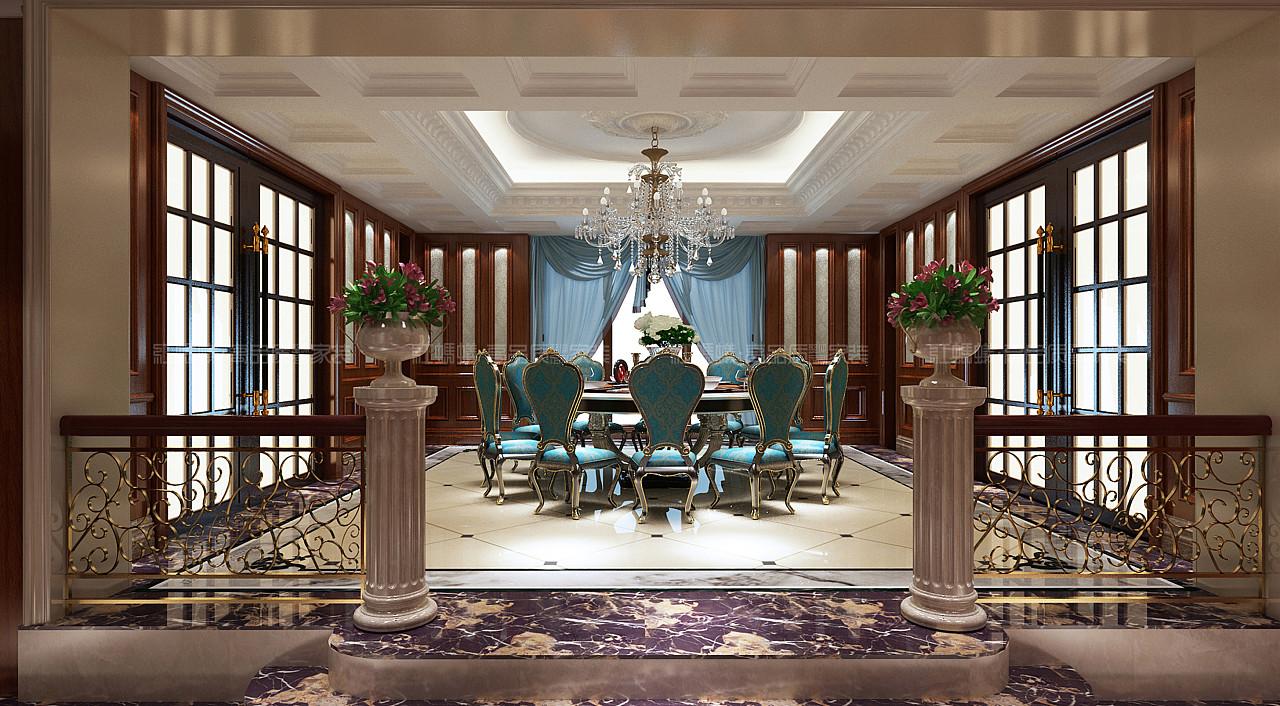 红蚂蚁装饰中欧混搭风格|空间|室内设计|江苏红蚂蚁图片
