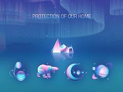 手机主题-保护即将逝去的家园-九品咨询