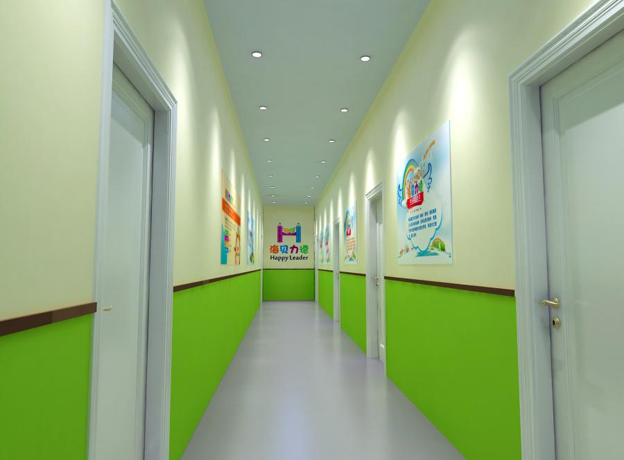 济宁市教育培训机构设计图 室内设计 空间/建筑机器足双v机构图片