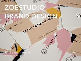 ZOE STUDIO 品牌视觉形象设计
