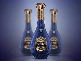 酒包装设计-千年窖-鲸奇创意