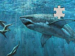 海洋题材环保海报