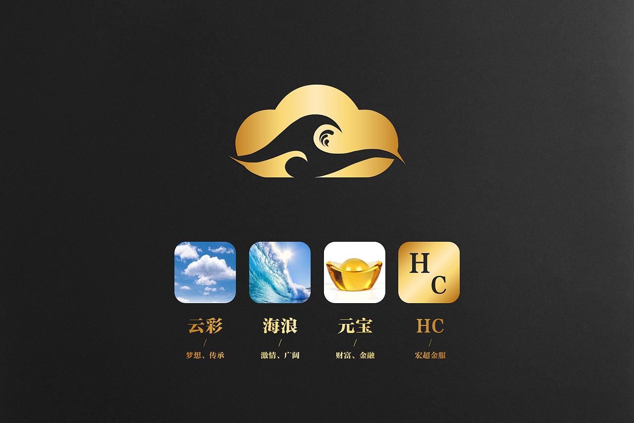 国外金融行业logo_金融logo设计