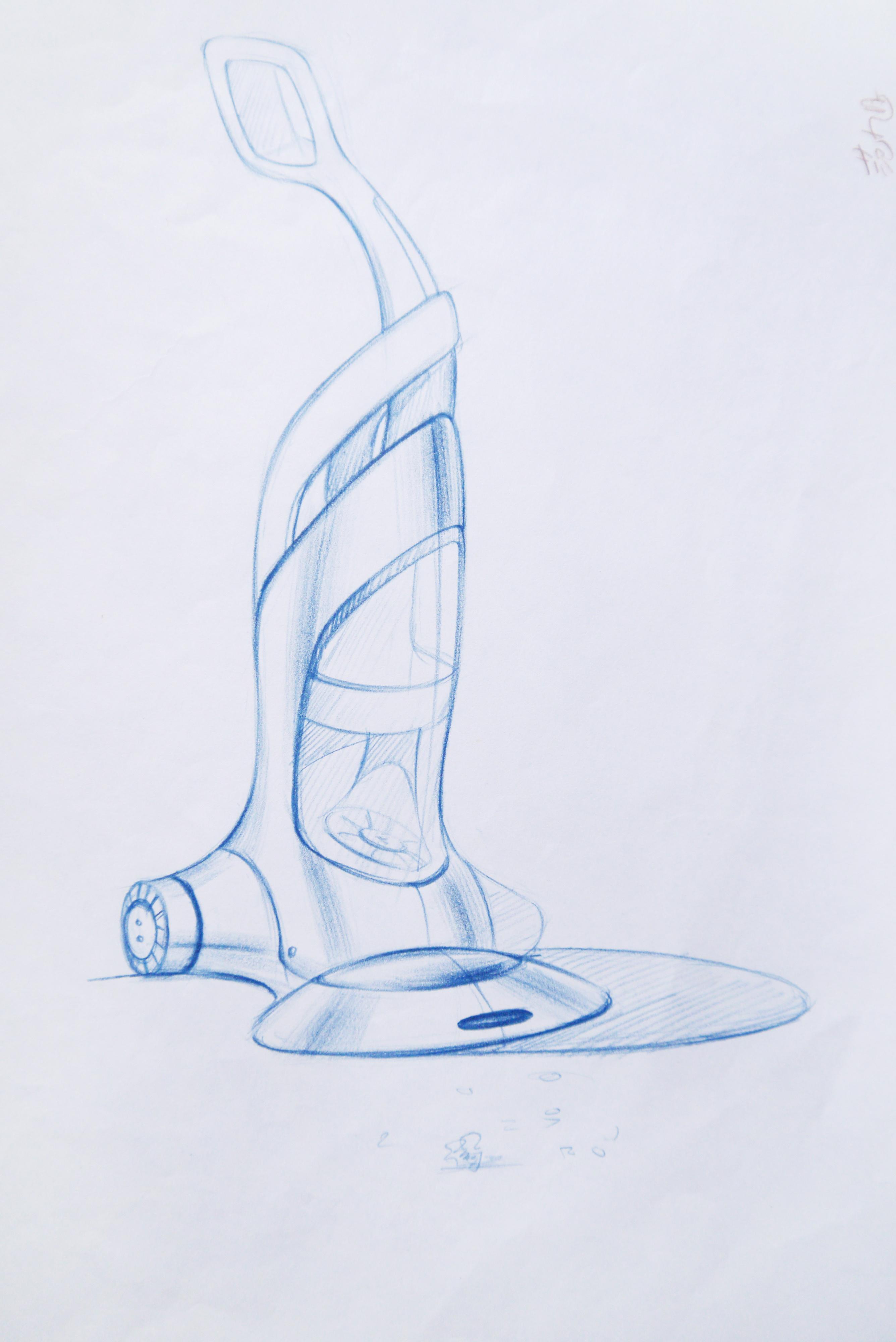 【设计手绘】彩铅手绘效果图