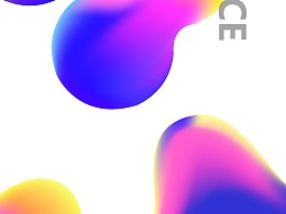 AI色彩练习-渐变网格使用
