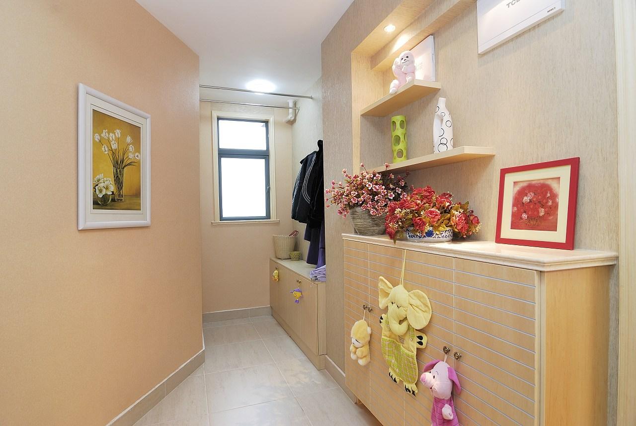 阳龙砚东山四室两厅156平米现代风格装修案例