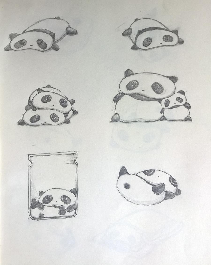 手绘练习续 交互/ue ui 桃子txl - 原创设计作品