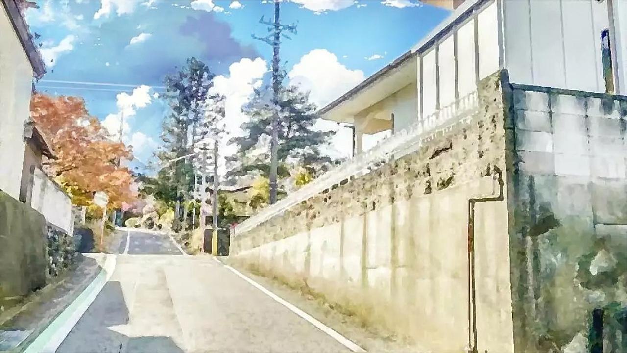 标签:日本街头风景动漫