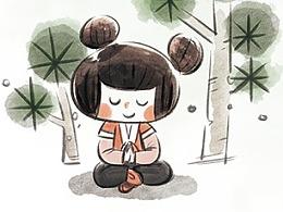 少儿国学杂志封面&插图