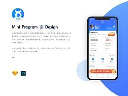 小程序UI-知产销售工具