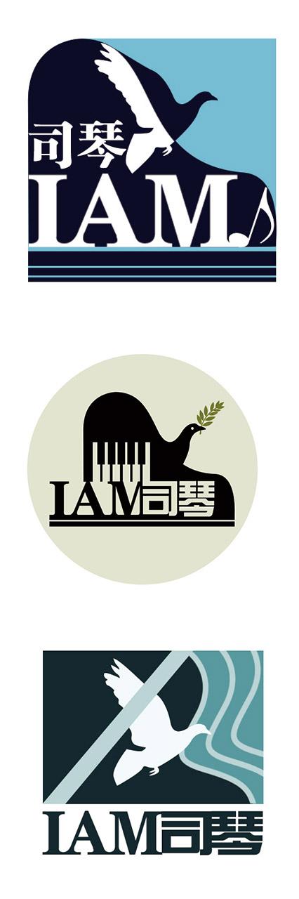 钢琴家logo