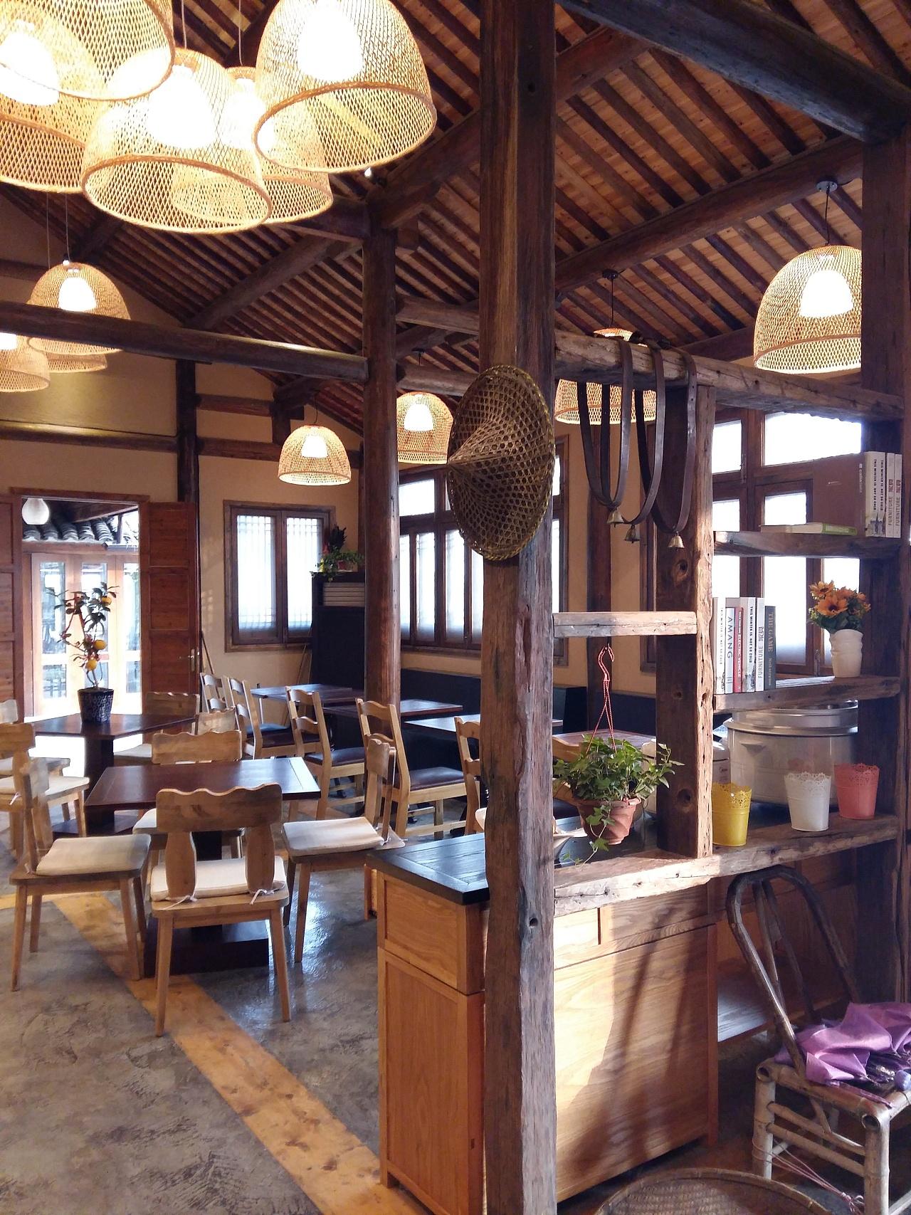 乌村空间|名宿|室内设计|叶钺-原创作品-站酷哪里有学平面设计的图片