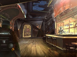 《蒸汽酒吧》