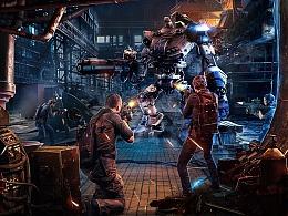 【合成练习】机器人的终结之日