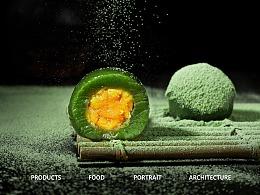 青团 ✖ 青团糕点甜点静物创意摄影产品拍摄