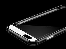 透明手机壳精修(附件供下载)