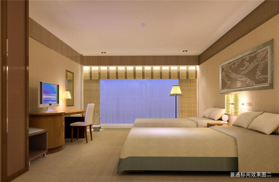 -重庆案例酒店装修设计管线|室内设计|规范综合设计精品图片