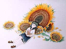 花花与少女2