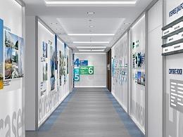 空间 | 企业展示墙设计
