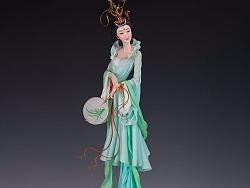 贺加贵 中国风翻糖艺术
