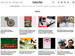 2018年11月5日,网站 itsnicethat.com 刊登对 XXL Studio 的设计理念及作品介绍